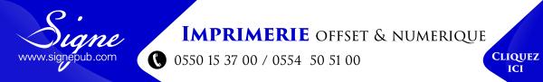 Signe Imprimerie