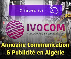 Agence de Communication Alger